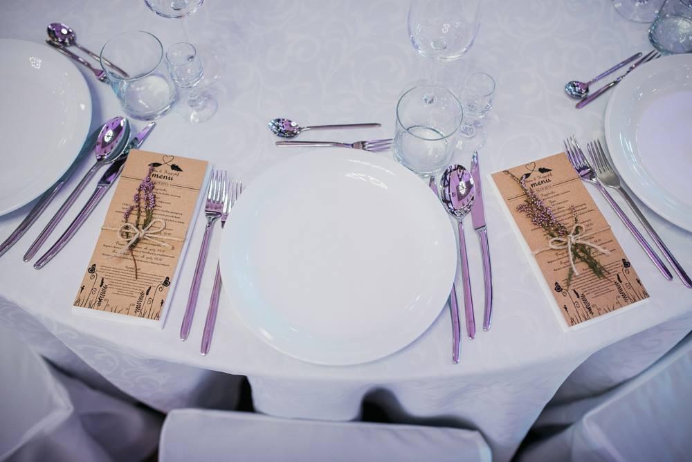 eco menu wesele